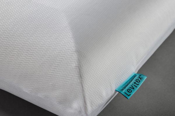 neck pain pillow corner close up