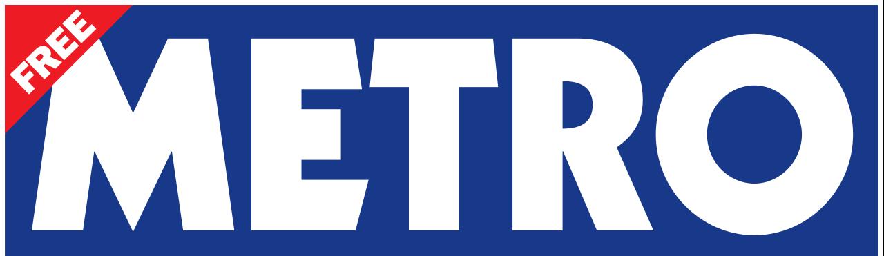 metro paper logo