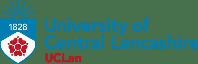 university of central lancashire logo