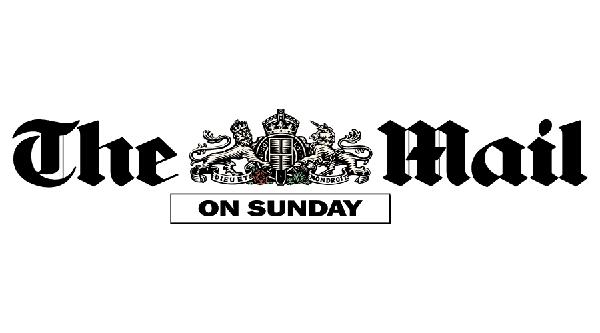 the mail on sunday press logo
