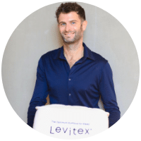 headshot of posture expert james leinhardt